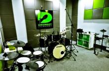 Drumset Academy lekcje gry na perkusji nowa sala (20)