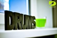 Drumset Academy lekcje gry na perkusji nowa sala