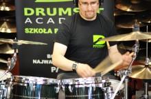 WARSZTATY PERKUSYJNE DRUMSET ACADEMY Piotr Czyja 2014 (1)